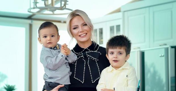 Seda Üren'in çocukları büyüdü!