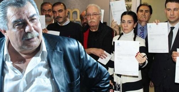 Arif Sağ ve Cahit Berkay, yeniden MESAM yönetimine seçildi