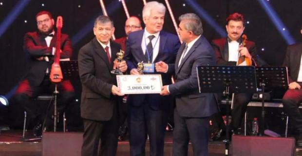 Hüseyin Balkancı imzalı şarkı, 'Altın Elma Beste Yarışması'nda birinci oldu!