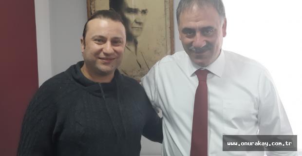 İBB Başkan Adayı Selim Kotil, Onur Akay'a konuştu!