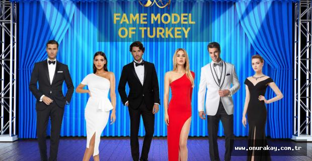 Fame Model of Turkey'e nasıl başvuru yapılacak?