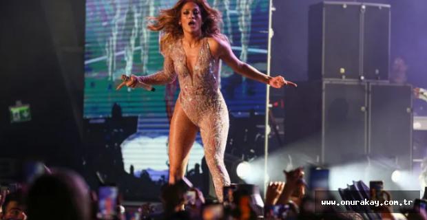 Jennifer Lopez'in Antalya'daki konserinde neler oldu?