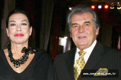 Selma Güneri ve Yusuf Sezgin'in torun heyecanı!
