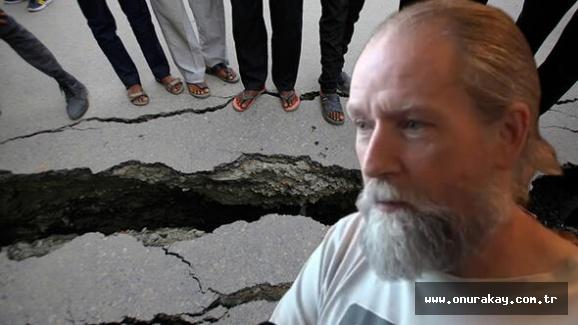 Deprem tahmincisi korkuttu! 27 Eylül ve 30 Eylül'ü gösterdi!