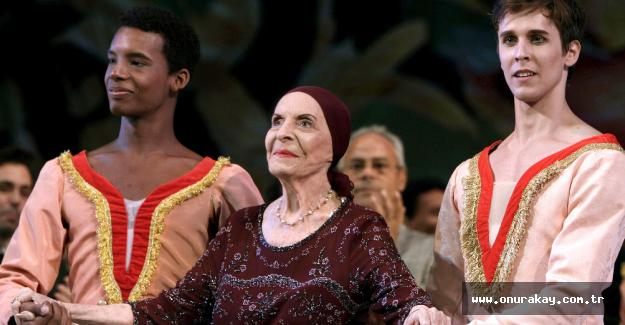 Dünyanın en ünlü balerini Alicia Alonso vefat etti!