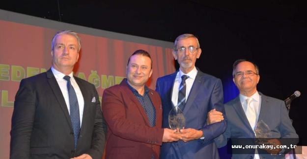 OnurAkayMedya'dan Türk müziği sanatçılarına ödül!