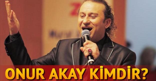 Onur Akay kimdir? Onur Akay'ın müzik kariyeri...