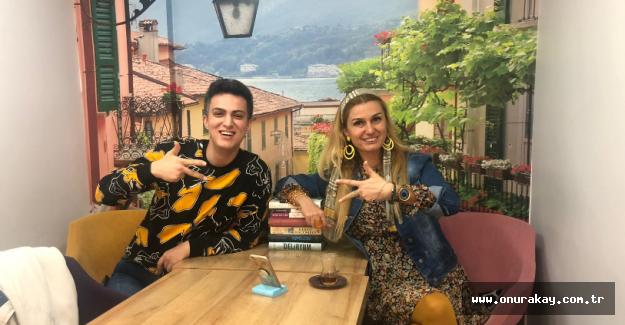 Tuğba Özay'dan OnurAkayMedya'ya röportaj!