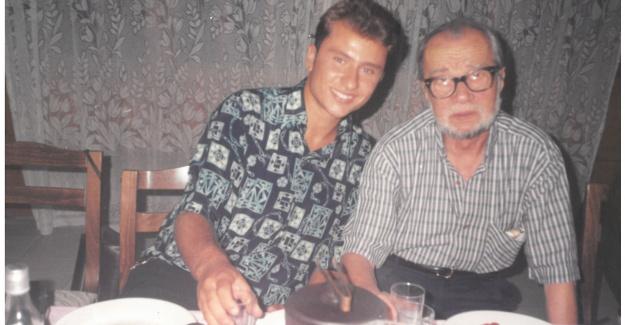 Onur Akay'ın 1998 yılında Avni Anıl'la yaptığı ilk röportajı!