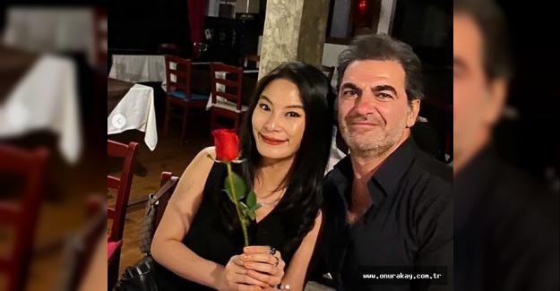 İşte Karahan Çantay'ın Taylandlı sevgilisi ve mesajı!