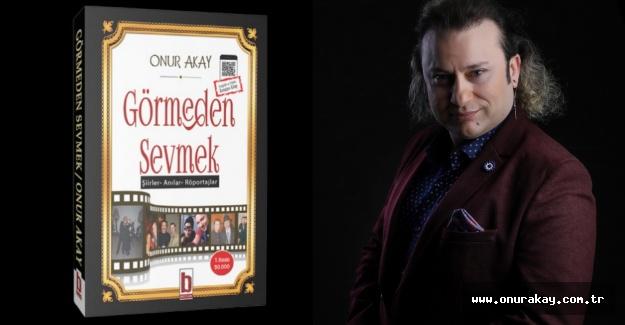 Onur Akay yeni kitabında Alim Kasımov'a ve Azerbaycan'a geniş yer verdi!