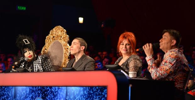 Bülent Ersoy, Popstar'da elenen yarışmacıyı vokali yaptı!