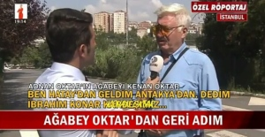 Kenan Oktar, Kanal D Haber muhabiri İbrahim Konar'dan özür diledi!