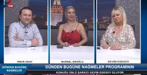 Onur Akay ve Nursel Eroğlu'nun konuğu Sevim Egesoy oldu!
