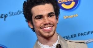 bHollywood yıldızı Cameron Boyce.../b