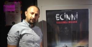 Korku filmi 'Ecinni: Tılsımlı Mezar'ın yönetmeni OnurAkayMedya'ya konuştu!