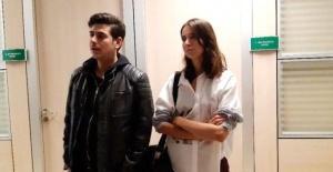 Alper Saldıran Pınar Tuncegil çifti...