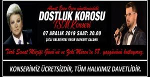 Dostluk Korosu Zeki Müren'in doğum gününü ve Türk Sanat Müziği Günü'nü kutlayacak!