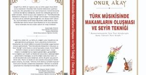 Onur Akay'ın konservatuvarlar için yazdığı ders kitabı çıktı!