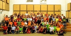 TRT Ankara Radyosu TSM Çocuk Korosu'ndan 23 Nisan sürprizi!