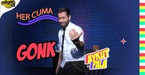 "Aykut Pala yeni programı ""GONG"" ile Milyon TV'de!"
