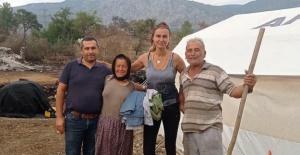 Tuğba özay ev ev köy köy geziyor!